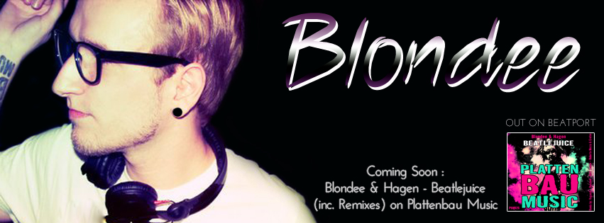 Blondee & hagen - Beatlejuice (Incl. Remixes) Coming Soon on Plattenbau Music